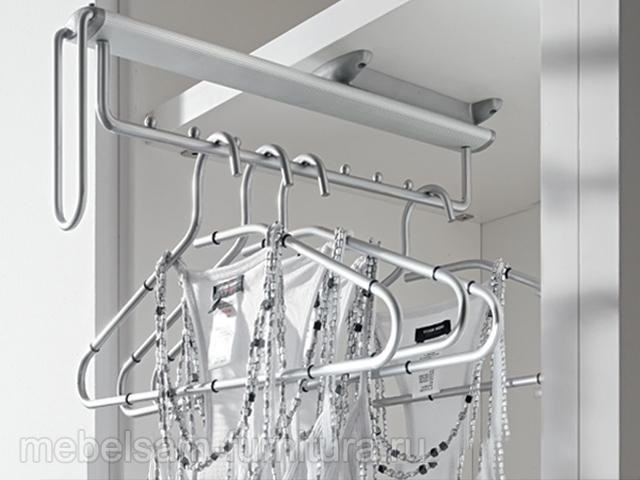 Фурнитура для одежды в шкафы